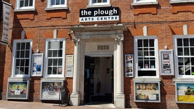 The Plough Arts Centre