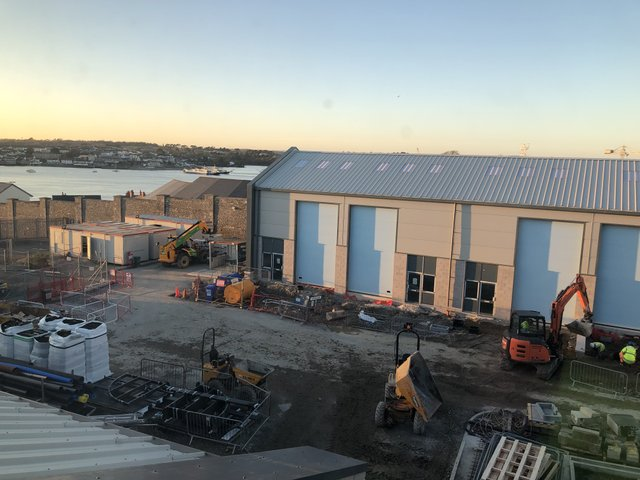 Oceansgate Phase 2 nearing completion