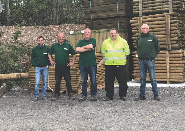 The Timber Store staff are always happy to help and advise