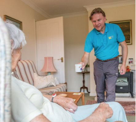 NEDCare offers regulated care at home