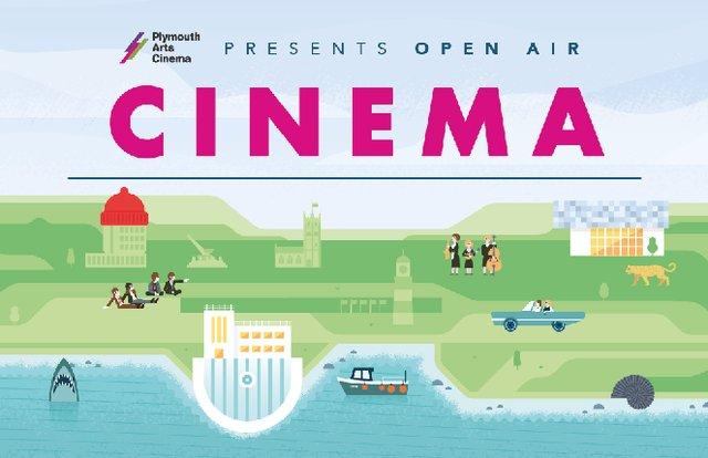 Plymouth Arts Cinema presents Open Air Cinema
