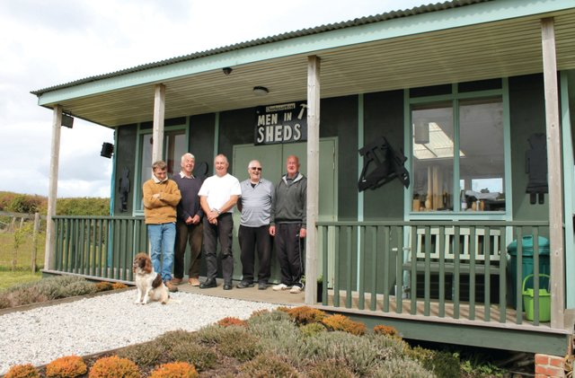 Okehampton Men in Sheds is back up and running