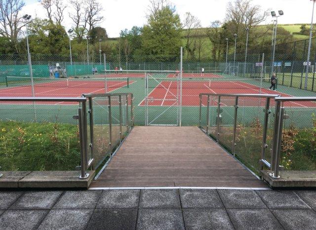 Okehampton Tennis Courts