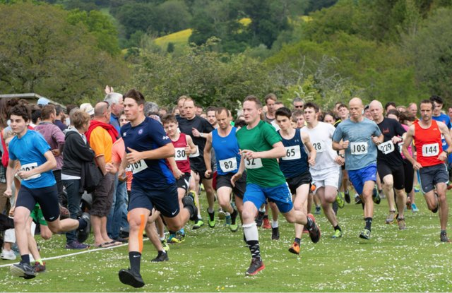 Chagford Two Hills 2019
