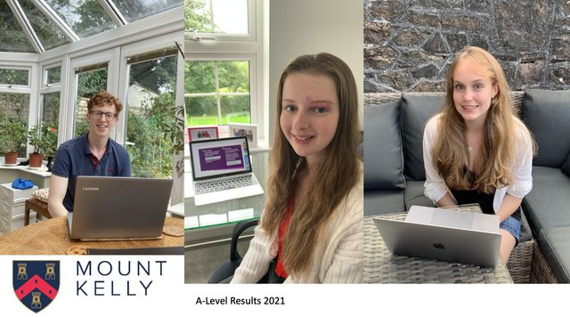 Mount Kelly has announced outstanding A Level results