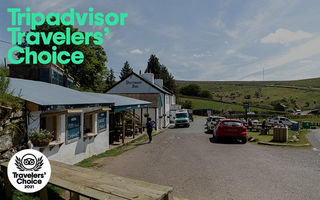 Eversfield Organic Dartmoor Inn, Merrivale has announced it has been recognised as a 2021 Travelers' Choice award winner for restaurants around the world.