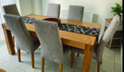 Dining chairs have proved popular over the last year