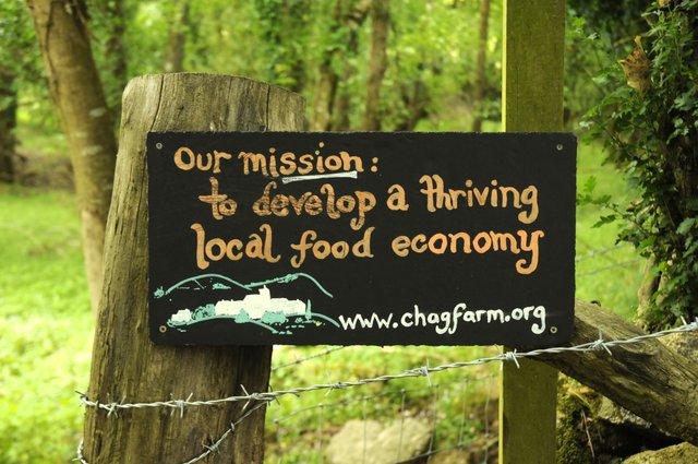 Chagfarm mission