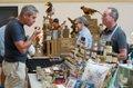 RHS Garden Rosemoor craft fair