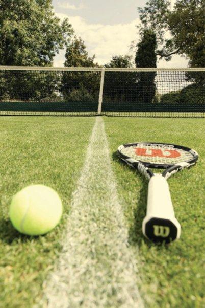 Tennis Court (DR - Community Developers fund)
