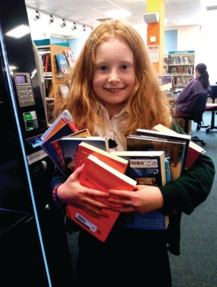 Tavistock library
