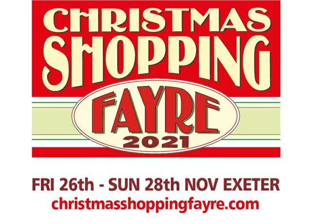 Exeter Christmas Shopping Fayre