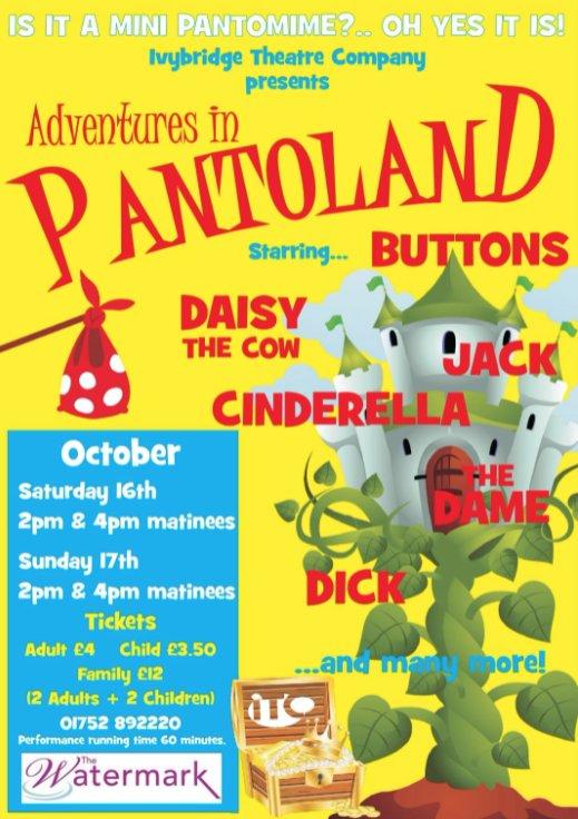 Adventures in Pantoland